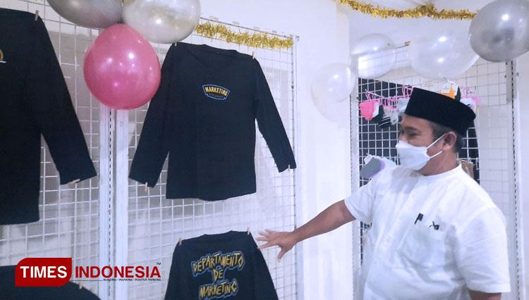Dukung Produk UMKM, Fakultas Vokasi Unair Surabaya Buka Vokasimart
